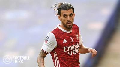 アーセナル、スペイン代表MFがレアル復帰へ。あの退場劇が決定打に…