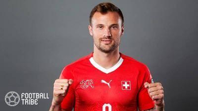 トッテナム、新たにベンフィカのスイス代表FWを獲得へ…