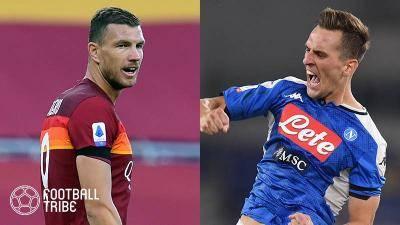 ジェコ&ミリク、ついに契約合意へ!ローマとユーベで大型移籍!