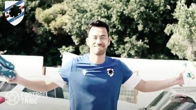日本代表DF吉田麻也、サンプドリアと1年契約延長!今季はセリエA15試合に出場