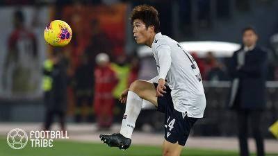 伊紙のコラムニスト、冨安を高く評価「どの守備的なポジションでもカバーできる選手になる」