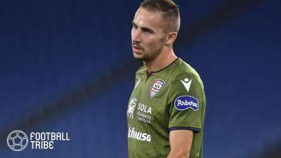 カリアリ、クロアチア代表MFログの今季中復帰は絶望的か。ナインゴラン再獲得は必至か