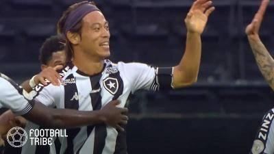 本田圭佑のブラジルでのプレーはチェックした?ボタフォゴでのベストシーンはこちら…