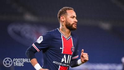 ネイマールがOA枠で東京五輪出場か!PSGとの契約延長交渉で要望