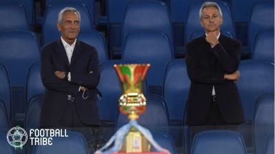 コッパ・イタリアのベスト16組み合わせ発表!セリエA9連覇ユベントスの対戦相手は…