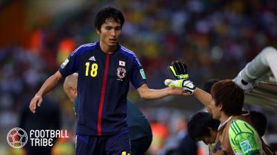 元日本代表FW前田遼一がFC岐阜を退団「J2に昇格することを心から願っています」