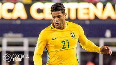 フッキ、17年ぶりにブラジル国内での公式戦出場!中国クラブを昨年末に退団