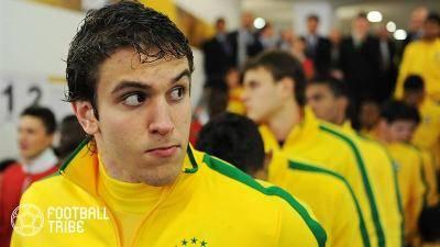 FC東京、元ブラジル代表DFウヴィニがチームに合流!過去にナポリやトッテナムに在籍