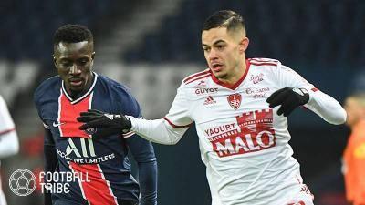 PSG、新星フランス人MF獲得を巡りマンUと争奪戦を展開か…