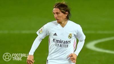 モドリッチ、レアルとの契約延長は…ブドラゲーニョSD「彼はクラブに貢献し続ける」