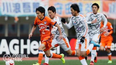 アルビレックス新潟、プロ21年目の田中達也と契約更新「自分のサッカー人生の最後の目標であるJ1昇格のために…」