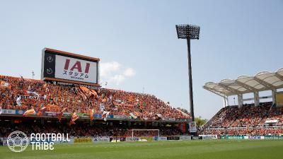 清水エスパルスと2年契約のヴァウド、Jリーグでのプレーに「ブラジルと違って日本では…」