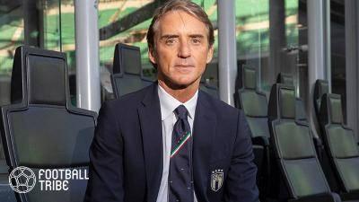 伊代表マンチーニ監督、2022W杯後に退任へ…後任候補に3名を挙げる?