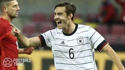 ボルシアMGのドイツ代表MFにリバプール含む複数クラブが興味示す…契約解除金は51億円