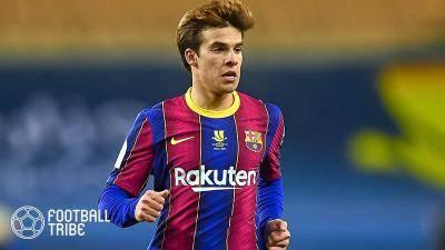 バルサ、U21スペイン代表MFが今夏残留へ!アトレティコ移籍の噂も…