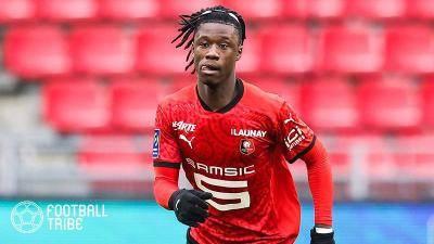 レンヌ、レアルが狙う仏代表MFカマビンガとの契約延長か…現行契約は2022年まで