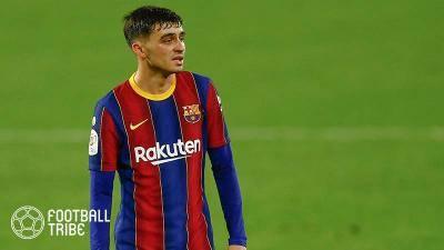 バルセロナ18歳MFペドリ、初のスペイン代表召集に歓喜「本当に誇り」