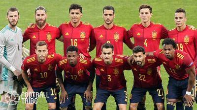 スペイン代表、W杯予選3試合を戦うメンバーを発表!ペドリ、ブライアン・ヒルが初召集