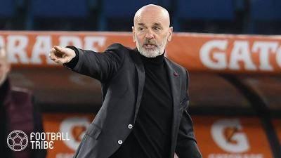 ミラン、ピオリ監督の来季続投が既定路線か!CL出場圏外で解任と報道も…