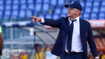 フィオレンティーナ、イアキーニの監督復帰を発表。セリエB降格圏とは勝ち点7差