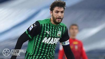 ドルトムント、イタリア代表MF獲得へ53億円用意。クラブ間合意の可能性も…