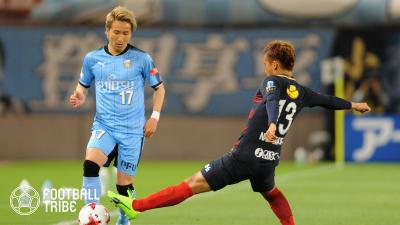 レノファ山口退団の武岡優斗が現役引退。川崎フロンターレで2度J1リーグ制覇