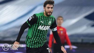 ユベントスが獲得狙うイタリア代表MF、移籍を示唆「チャンスがあるのであれば…」