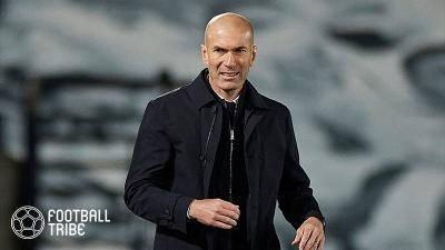 ジダン監督、今季限りで退任の意向を選手に報告か。後任はラウール氏が濃厚