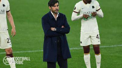 ローマのフォンセカ監督が今季限りで退任…後任はモウリーニョ