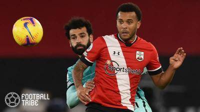 アーセナル、今夏にサウサンプトン退団決定のイングランド代表DFへの関心強める?