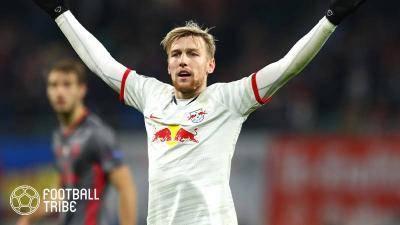 ライプツィヒ、背番号「10」フォルスベリと2025年まで契約延長!