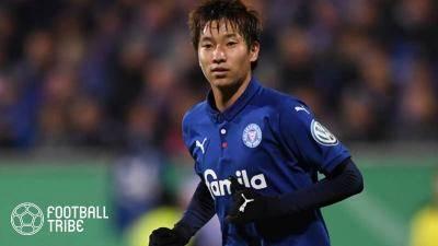 奥川雅也、独1部ビーレフェルトへの完全移籍が正式決定!3年契約を締結
