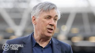 レアル、アンチェロッティ監督の復任を発表!エバートンとの契約解除で6年ぶりの復帰