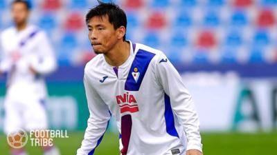 エイバル、日本代表MF乾貴士の退団を発表…クラブ通算153試合で14ゴール