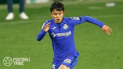 日本代表MF久保建英にスペイン3クラブが獲得希望か。来季もレンタルが濃厚に