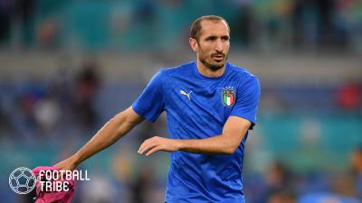 イタリア代表、ユーロ決勝Tオーストリア戦でベテランDFが復帰か!