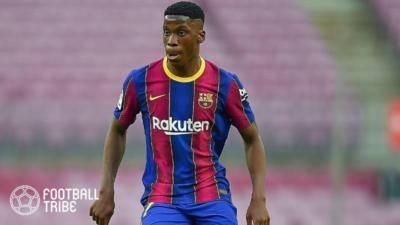 レアル、バルセロナと契約延長交渉難航の若手MFを強奪か。現行契約は来夏まで