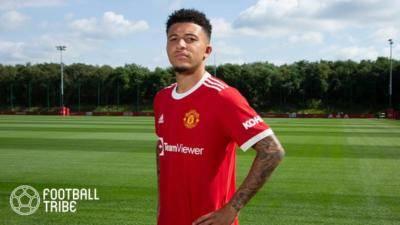 マンU、イングランド代表MFと正式契約!「プレミアで活躍するのが待ち遠しい」