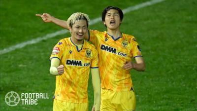 STVV、日本人3トップが練習試合で実現!鈴木優磨もゴールでアピール