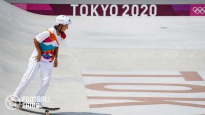 「ぜひヨドコウ桜スタジアムへ」スケボー金メダリストの13歳西矢椛にC大阪公式が…