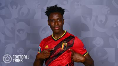 アーセナル、アンデルレヒトからベルギー代表MFを獲得!「大きな一歩」