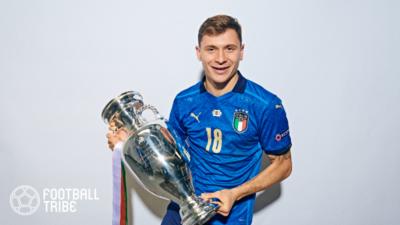 イタリア代表MFに英2クラブが巨額オファー準備も…インテルは却下へ