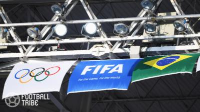 東京五輪ブラジル代表、ゼニトFWを追加招集!香川真司の同僚MFが負傷離脱