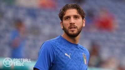 ユベントス、サッスオーロからイタリア代表MFを獲得!買取義務付随の2年レンタル