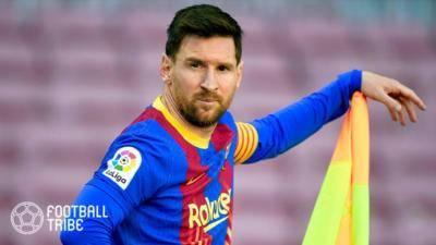 バルセロナ退団のメッシ、PSG移籍が決定的に。年俸約38億円の2年契約か