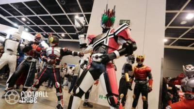 仮面ライダーリバイスと横浜FCがタッグ結成!主人公・五十嵐一輝が三浦知良のファンで…