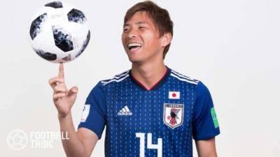 「ふざけてたわけではない」C大阪乾貴士、リスペクト宣言での吹き出し笑いを釈明