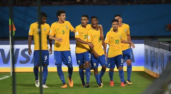브라질, 온두라스 꺾고 U-17 8강 진출