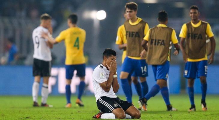 U-17 브라질, 미네이랑 비극의 복수를 하다