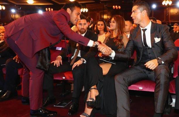 메시, 네이마르에게 '레알은 가지마!'